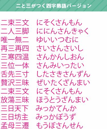 yojijukugo2
