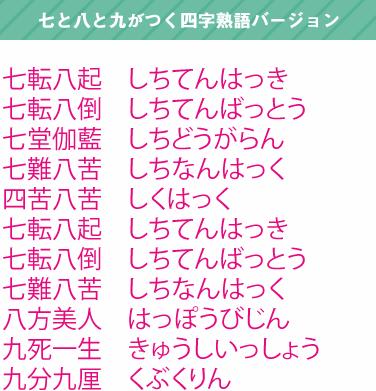 yojijukugo4